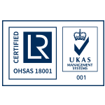 OHSAS18001+UKAS
