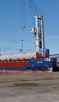 project cargo vessel chartering 1