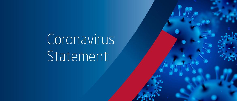 coronavirus statement noatum
