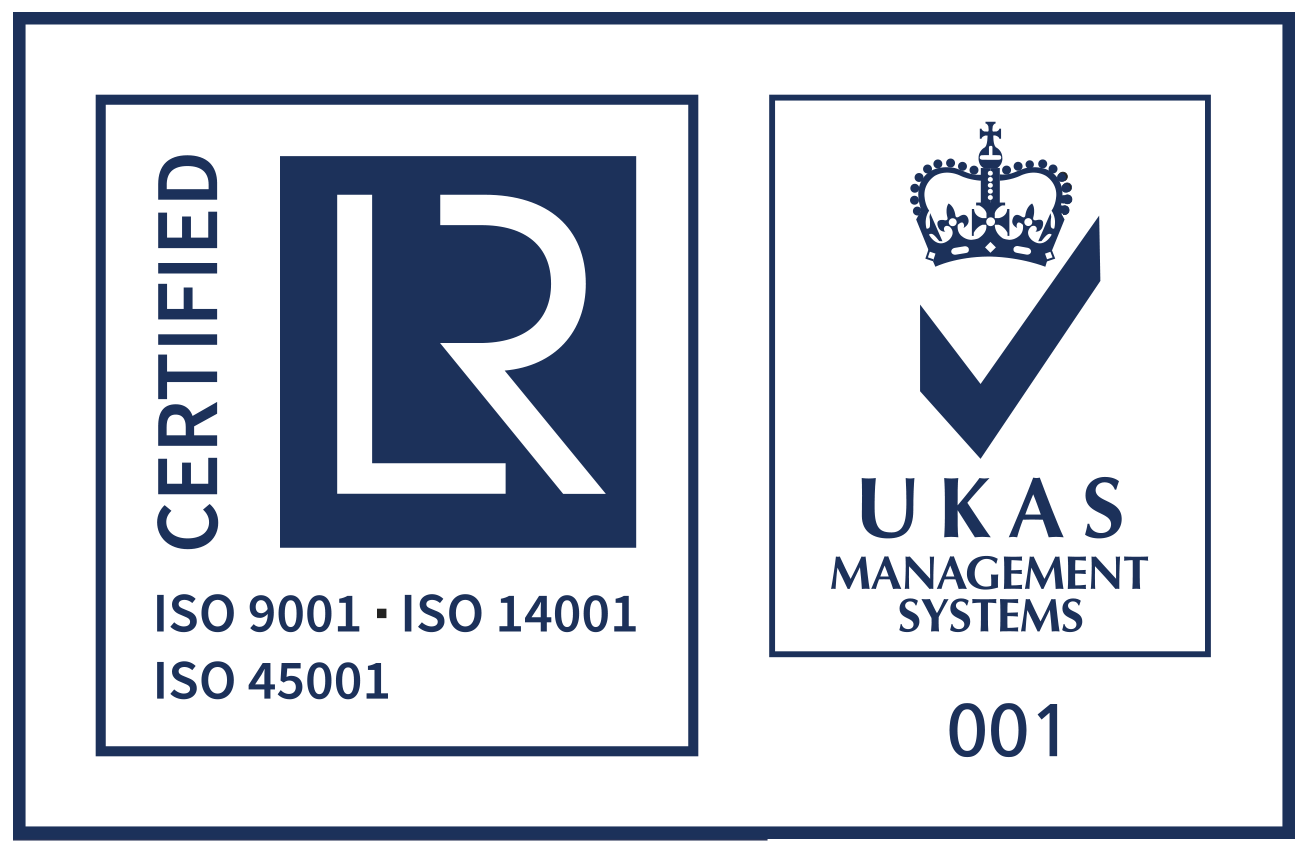 ISO 9001 14001 45001 UKAS